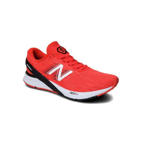 New Balance ニューバランス MHANZUN3D MHANZUN3D ランニングシューズ メンズ メンズ RED セール 送料無料