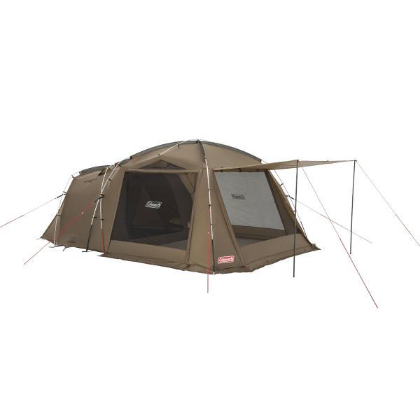 コールマンCOLEMAN アテナタフスクリーン2ルームハウス 2000038557 キャンプ用品 ファミリーテント タン 送料無料