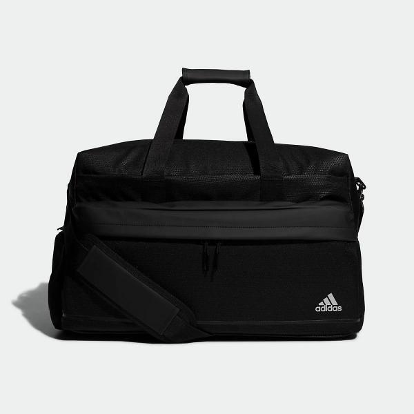 adidas アディダス ダッフルバッグ 23191-GM1307 ゴルフ メンズその他バッグ ケース メンズ ブラック NS 送料無料