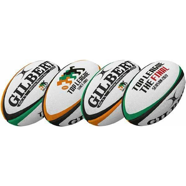 GILBERT(ギルバート) トップリーグ2021公式レプリカボール/5号 GB9329 その他競技 体育器具 ラグビー