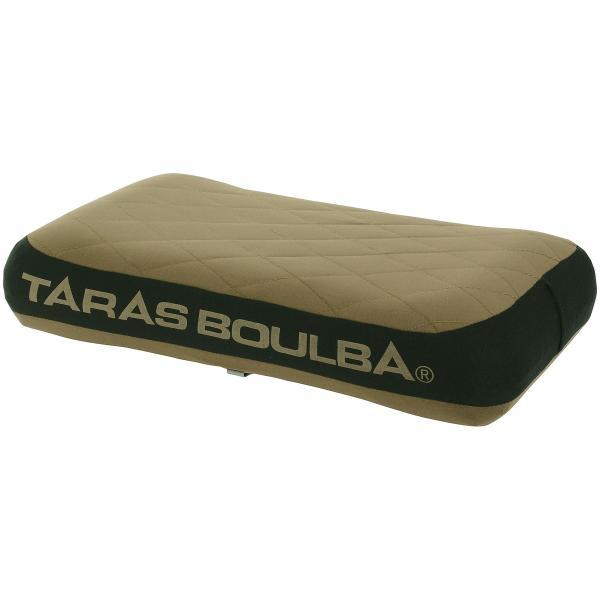 TARAS BOULBAタラスブルバ TBエアーピロー スクエア TB-S21-015-198 キャンプ用品 寝袋 スリーピングバッグアクセサリー カーキ