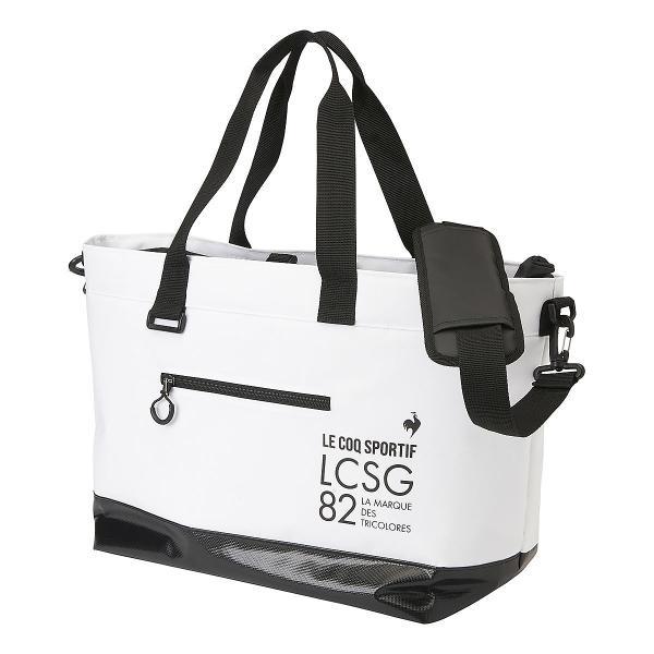 le coq sportif(ルコックスポルティフ) バツグ QQBSJA01 WHT ゴルフ メンズその他バッグ ケース メンズ WH00 F 送料無料