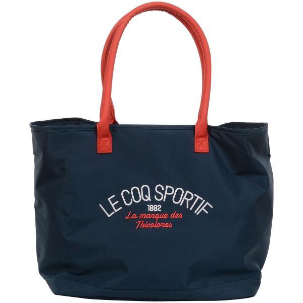 le coq sportif(ルコックスポルティフ) バツグ QQCSJA02 NVY ゴルフ レディースその他バッグ ケース レディース NV00 F 送料無料