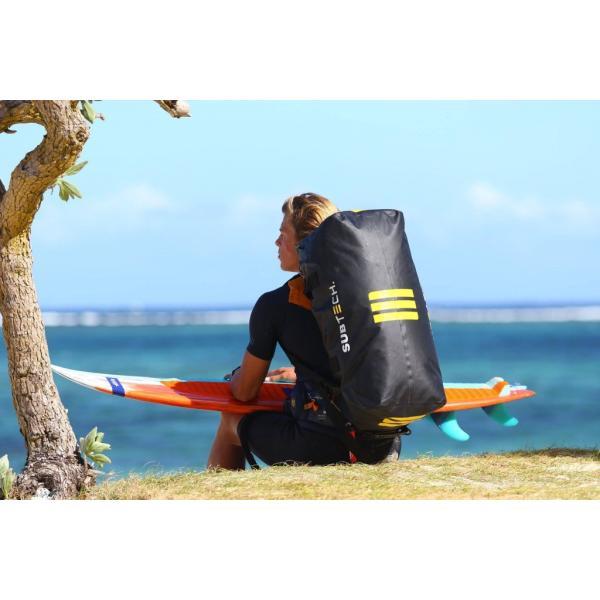 送料無料 SUBTECH PRO DRYBAG2.0 45L ヨット ボート カヌー アウトドア用バッグ sportsimpact 06