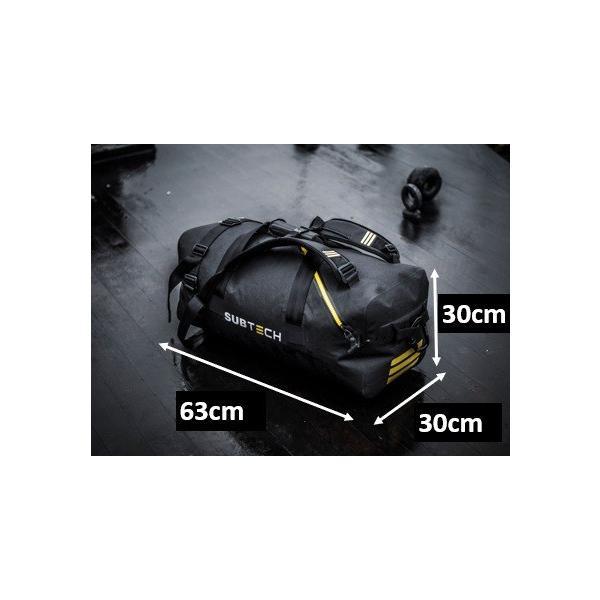 送料無料 SUBTECH PRO DRYBAG2.0 45L ヨット ボート カヌー アウトドア用バッグ sportsimpact 07