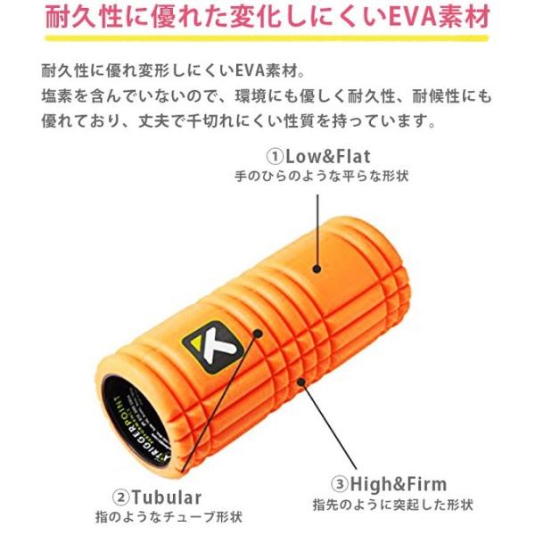 送料無料 TriggerPoint トリガーポイント グリッドフォームローラー 1.0 筋膜リリース セルフマッサージ sportsimpact 03