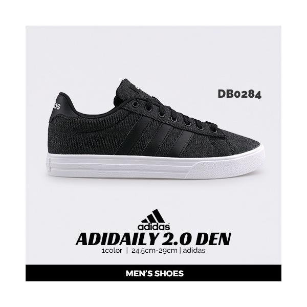 アディダス adidas  スニーカー メンズ アディデイリー ADIDAILY 2.0 DEN DB0284|sportsivy