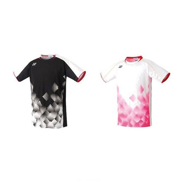 「365日出荷」 ヨネックス YONEX バドミントンウェア メンズ ゲームシャツ フィットスタイル  10349 2019FW 夏用 冷感『即日出荷』