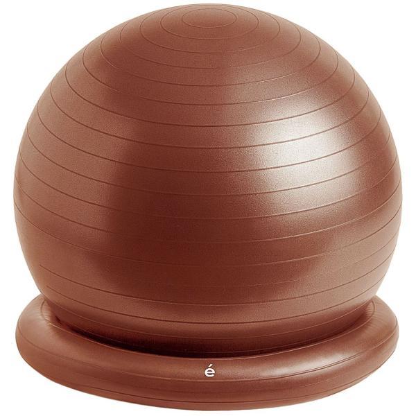 サクライ貿易 フィットネスその他  腰にイイス55cm バランスボール 55cm ブラウン 54145