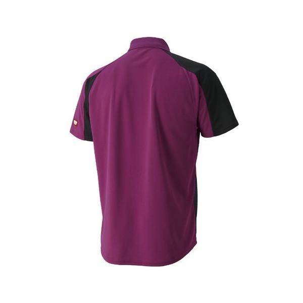 bb13acebb53185 ... MIZUNO-ミズノ ジュニア&大人用 半袖ゲームシャツ/ユニホーム 卓球ウェア/卓球