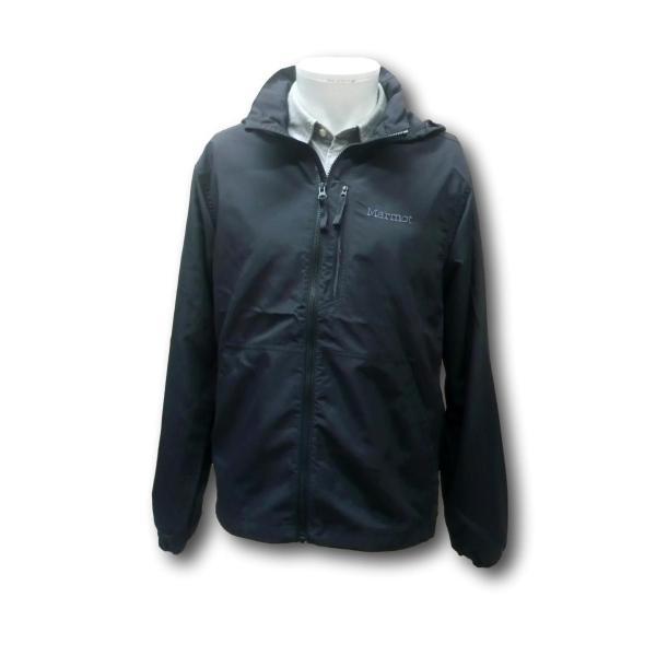 メンズ BLK-Mサイズ ノマドワーカージャケット クラシック ジャケット ワーク ウインンド 撥水 防風 フーディー 2WAY