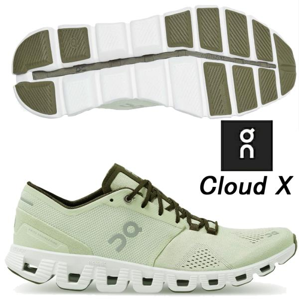 オン クラウドX on Cloud X 4099705M 【送料無料】ランニングシューズ