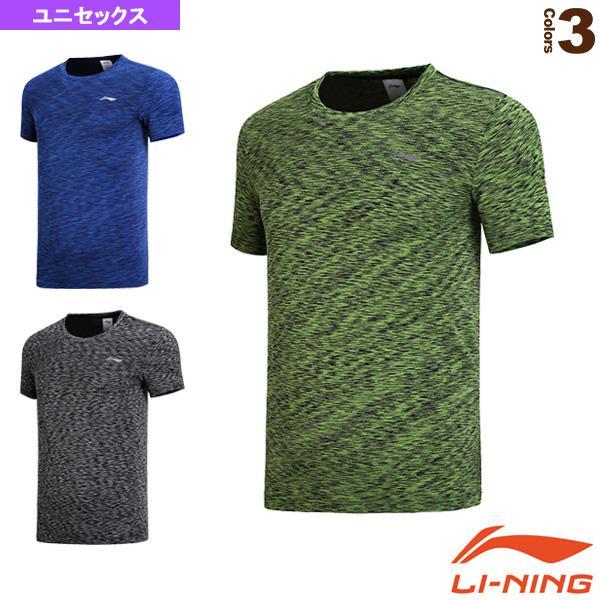 リーニン テニス・バドミントンウェア(メンズ/ユニ)  トレーニングTシャツ/ユニセックス(ATSN073)