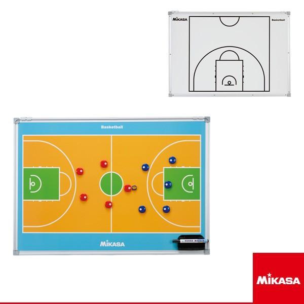 ミカサ バスケットボールアクセサリ・小物 バスケットボール特大作戦盤/ケース付(SBBXLB)