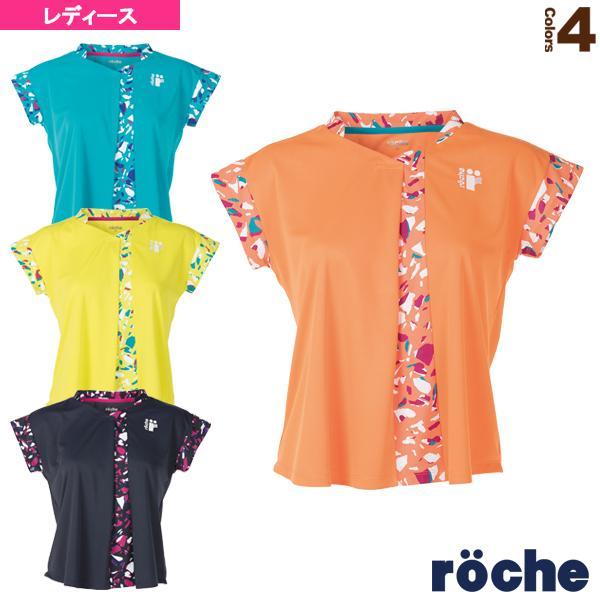 ローチェ(roche) テニス・バドミントンウェア(レディース)  ゲームシャツ/レディース(R9A32V)