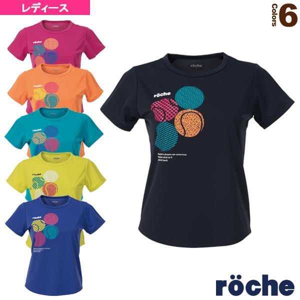 ローチェ(roche) テニス・バドミントンウェア(レディース)  Tシャツ/レディース(R9A38T)