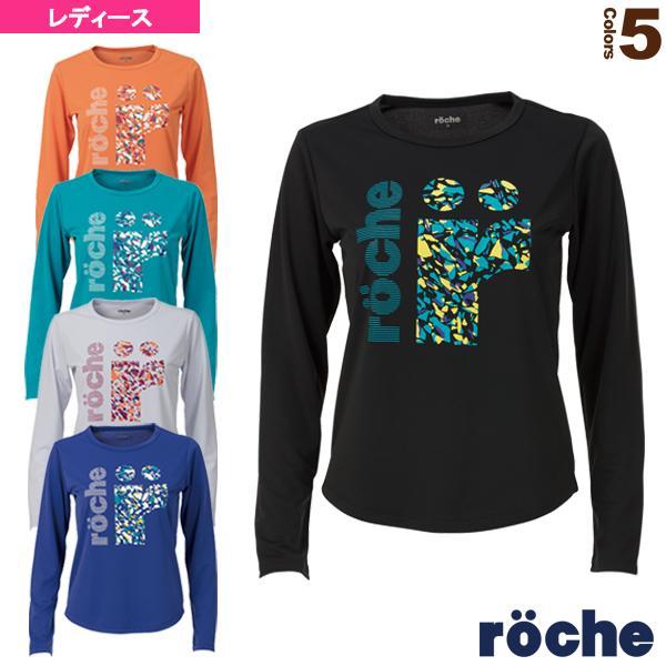 ローチェ(roche) テニス・バドミントンウェア(レディース)  長袖シャツ/レディース(R9A39A)