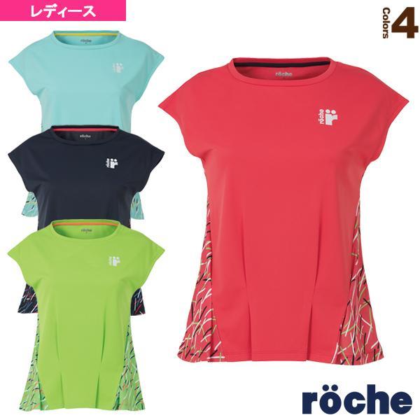 ローチェ(roche) テニス・バドミントンウェア(レディース)  ゲームシャツ/レディース(RA351)
