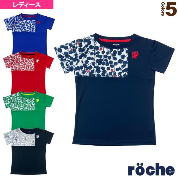ローチェ(roche) テニス・バドミントンウェア(レディース)  ゲームシャツ/レディース(RD381)
