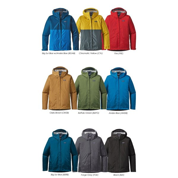 patagonia パタゴニア Men's Torrentshell Jacket メンズ トレントシェル ジャケット 83802|spray|02