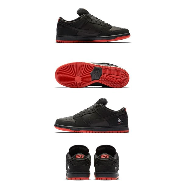NIKE SB ナイキ エスビー DUNK LOW TRD QS BLACK PIGEON ダンク 883232-008|spray|03