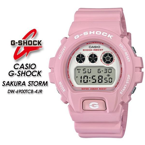 G-ショック Gショック DW-6900TCB-4JR CASIO G-SHOCK カシオ ジーショック SAKURA STORM|spray