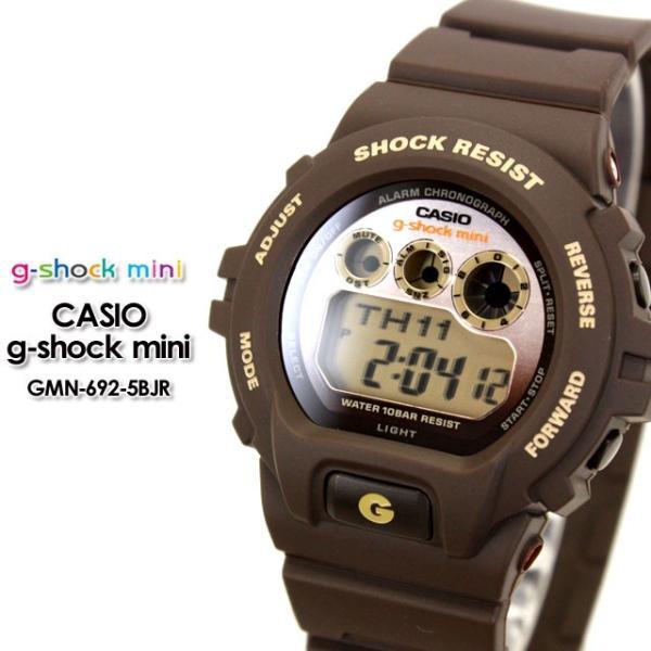 Gショック G-SHOCK GMN-692-5BJR  mini  brown 腕時計|spray