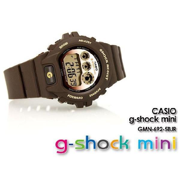 Gショック G-SHOCK GMN-692-5BJR  mini  brown 腕時計|spray|02