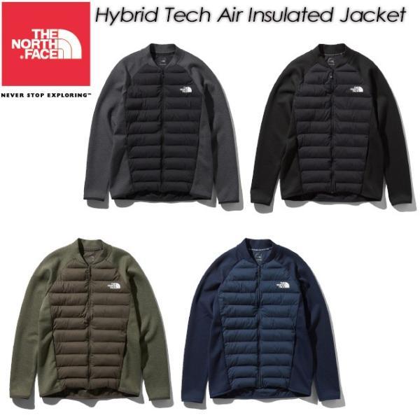 ノースフェイス THE NORTH FACE ハイブリッドテックエアーインサレーテッドジャケット Hybrid Tech Air Insulated Jacket NY81977|spray