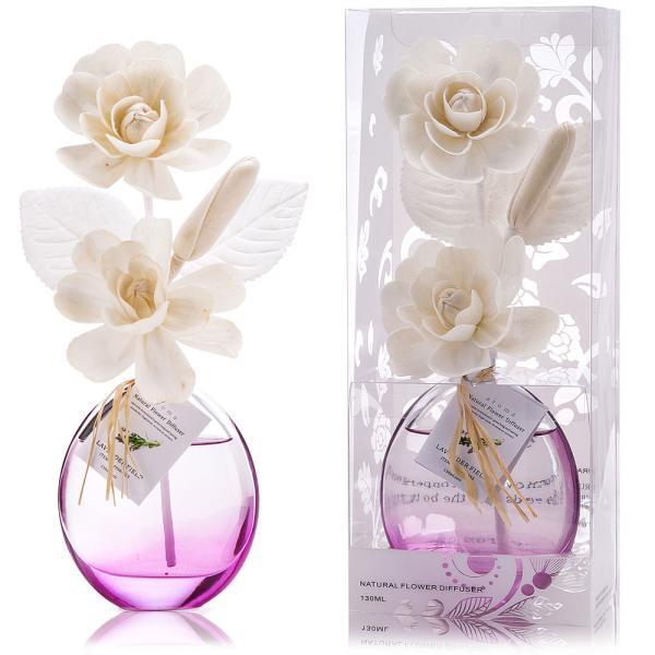 誕生日プレゼント に A03 ルームフレグランス (ラベンダー)/母の日 芳香剤 アロマ スティック 部屋|springch
