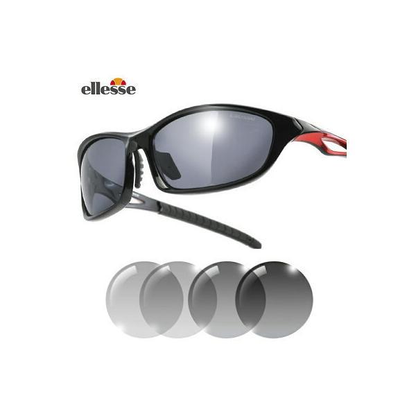 スポーツサングラス 偏光調光サングラス エレッセ UVカット 紫外線カット ゴルフ 釣り メンズ サングラス ellesse ES-S203HT|sptry