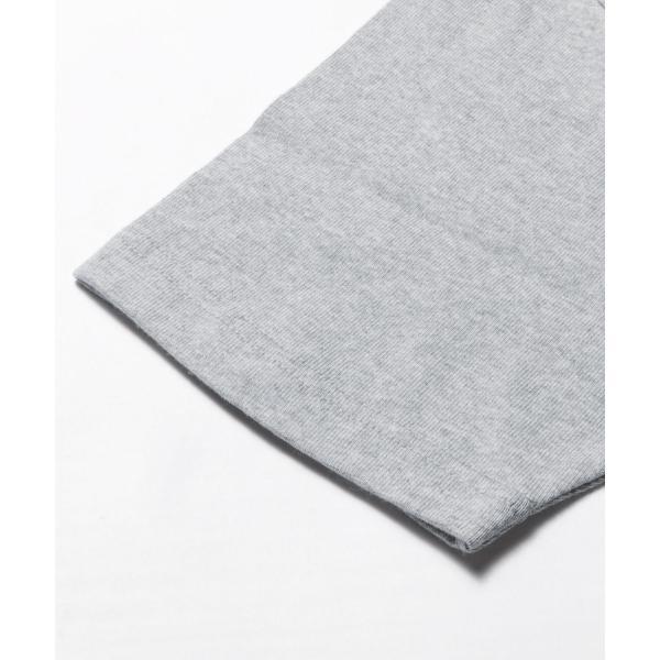 ビッグtシャツ メンズ tシャツ USAコットン ポケT ポケット へビーウエイトドロップショルダー ワイド 半袖 カットソー|spu|13