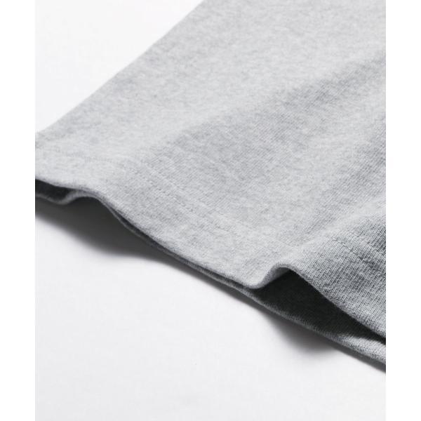 ビッグtシャツ メンズ tシャツ USAコットン ポケT ポケット へビーウエイトドロップショルダー ワイド 半袖 カットソー|spu|14
