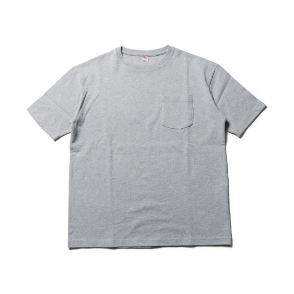 ビッグtシャツ メンズ tシャツ USAコットン ポケT ポケット へビーウエイトドロップショルダー ワイド 半袖 カットソー|spu|08