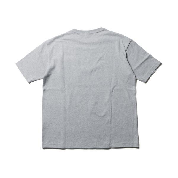 ビッグtシャツ メンズ tシャツ USAコットン ポケT ポケット へビーウエイトドロップショルダー ワイド 半袖 カットソー|spu|09