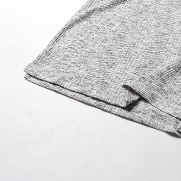ポロシャツ メンズ ランダムテレコ テレコ スキッパー 半袖 ポロシャツ Buyer's Select バイヤーズセレクト|spu|17
