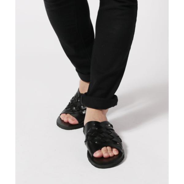メンズ サンダル メンズファッション PUレザー イントレデザイン サンダル Buyer's Select バイヤーズセレクト|spu|11