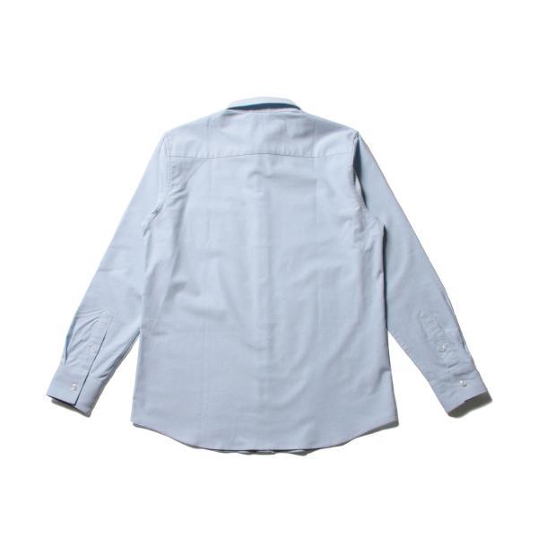 カジュアルシャツ  メンズ カーディガン シャツ メンズ オックスフォード ボタンダウン|spu|14