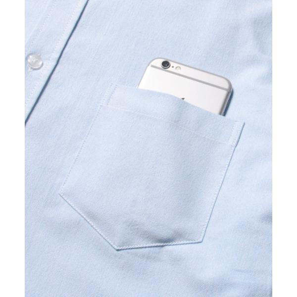 カジュアルシャツ  メンズ カーディガン シャツ メンズ オックスフォード ボタンダウン|spu|16