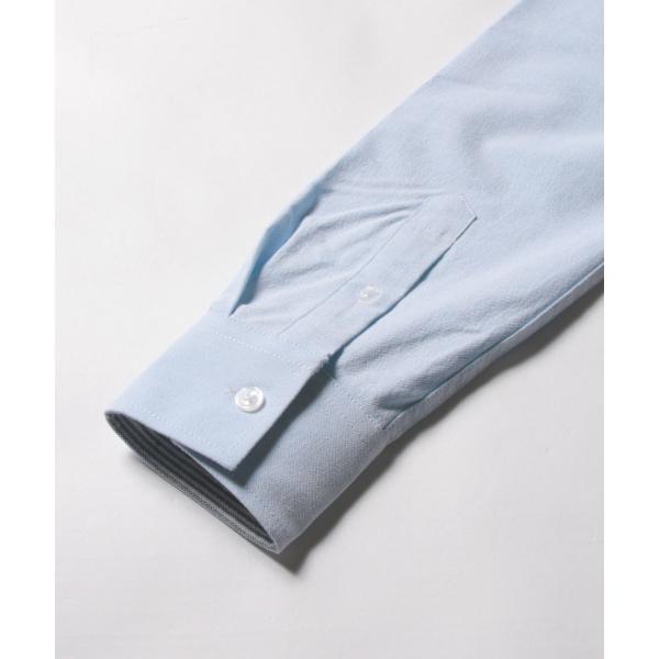 カジュアルシャツ  メンズ カーディガン シャツ メンズ オックスフォード ボタンダウン|spu|17