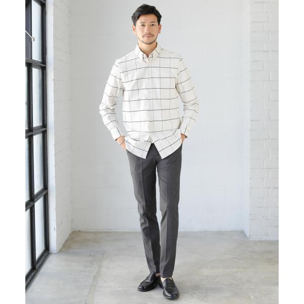 カジュアルシャツ  メンズ カーディガン シャツ メンズ オックスフォード ボタンダウン|spu|10