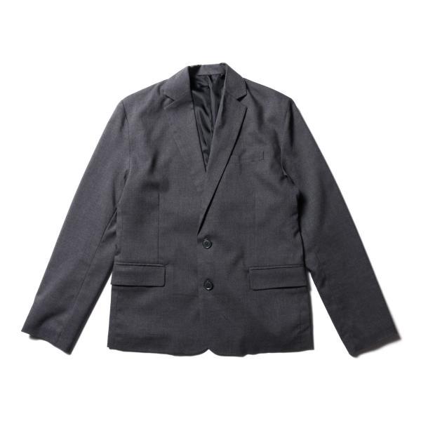 テーラードジャケット メンズ TR素材 ストレッチ オールシーズン 春 新作 セットアップ|spu|17