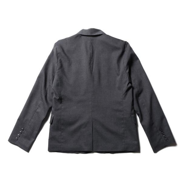 テーラードジャケット メンズ TR素材 ストレッチ オールシーズン 春 新作 セットアップ|spu|18