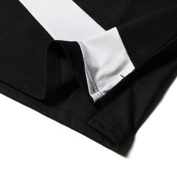 メンズ Tシャツ メンズファッション TC ポンチ ブロック切替 半袖 Tシャツ Buyer's Select バイヤーズセレクト spu 11