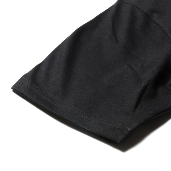 メンズ Tシャツ メンズファッション TC ポンチ ブロック切替 半袖 Tシャツ Buyer's Select バイヤーズセレクト spu 12