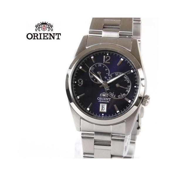 腕時計/AUTOMATIC自動巻きマルチカレンダー腕時計海外モデルORIENTオリエント/腕時計 spu