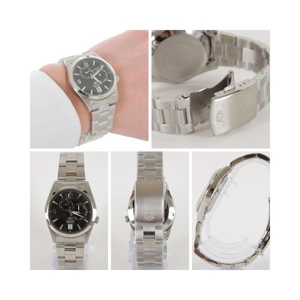 腕時計/AUTOMATIC自動巻きマルチカレンダー腕時計海外モデルORIENTオリエント/腕時計 spu 03