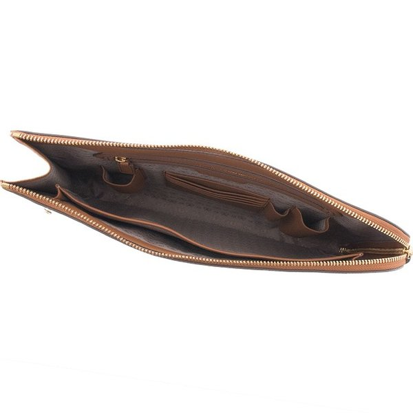 アニヤハインドマーチ ANYA HINDMARCH ドキュメントケース 革 スマイリー シルクレザー A4サイズ 929196 DOCUMENT CASE SMILEY メンズ レディース