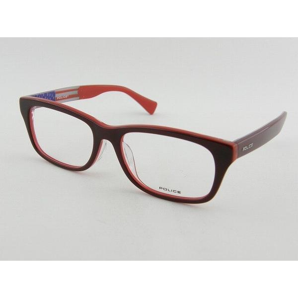 ポリス Police 1913j J61m メガネ レンズセット 眼鏡 ネイマール めがね
