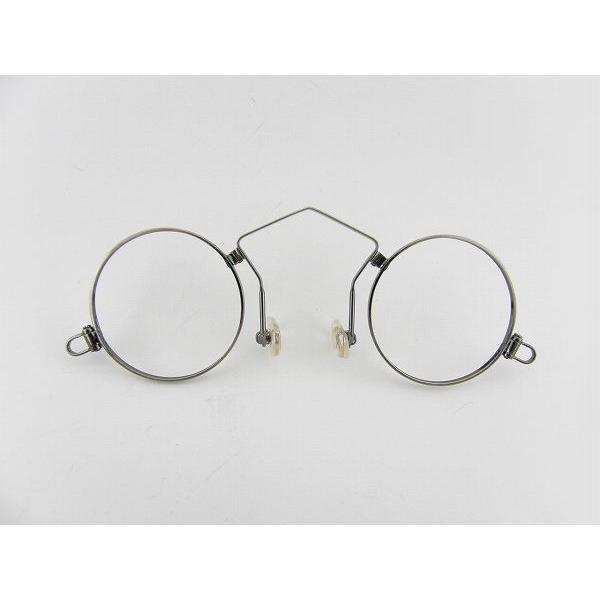 フィンチ鼻眼鏡 薄型レンズ付 鼻メガネ 老眼鏡 A-ASV 折りたたみ フィンチ 鼻めがね 読書 はさみこみ 裁縫 手作業小さい コスプレ 伊達メガネ 度付 コスプレ